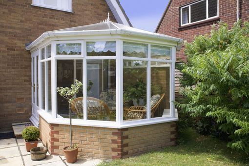 What size conservatory adds value to your home?